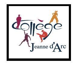 COLLEGE PRIVE JEANNE D'ARC